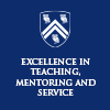 Excellence in Teaching, Mentoring and Service Logo